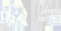 Logo Padre Ossó y Slogan blanco